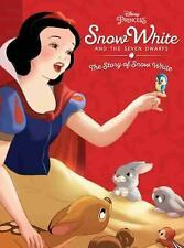 Snow White and the Seven Dwarfs: The Story of Snow White (Disney Princess (Disn