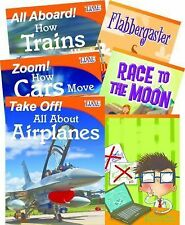 Teacher Created Materials Library: How Things Work, Grade 3 Set (2013, Mixed...
