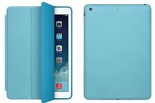 FUNDA SMART COVER CASE + PROTECTOR TABLET APPLE IPAD 2 3 4 - AZUL