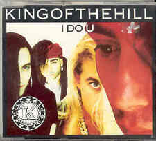 King Of The Hill I Du U CD-Maxi UK 1991 SBK Records