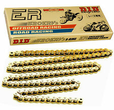¿ 520 erv3 X-ring Oro Moto Gp Racing Disco Cadena (todas las longitudes)