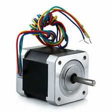 Nema 17 Hybrid Stepper Motor 48mm 2-phase 12V 2.5A For 3D Printer CNC Utility