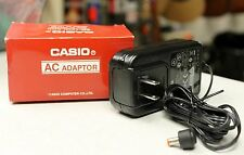 Casio AD-12MLA(U) AC Adapter Power Supply