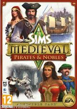 The Sims Medieval Pirates & Nobles Expansion Pack PC/MacBrand New Sealed