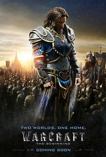 World of Warcraft  A4 260gsm Poster Print
