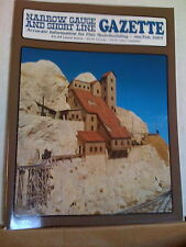 NARROW GAUGE & SHORT LINE GAZETTE  JAN/FEB 2003 NG&SLG