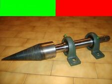 THE LOG SPLITTER SCREW TYPE WOOD TRACTOR PTO AXE KIT - SUIT COMPACT TRACTOR