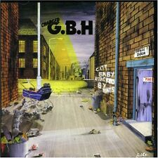 G.B.H. - City Baby Attacked By Rats [New CD] UK - Import