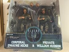 ALIENS 7″ FIGURES COLONIAL MARINES 30TH ANNIVERSARY 2-PACK