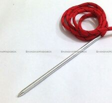 1PC Weaving Multi Purpose Paracord  Needle Leather Lacing Kit For Boat Knitting