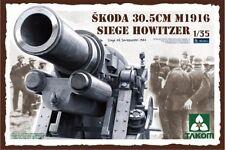 Takom TAKO2011 1/35 SKODA 30.5cm M1916 SIEGE HOWITZER Siege Of Sevastopol 1942