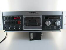 STUDER A710 A 710 Professional Cassette Player Working %100