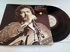 "Gordon Lightfoot ""Dream Street Rose"" Vinyl LP Warner Brothers Records"