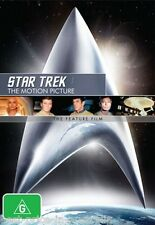 STAR TREK I (1) - The Motion Picture DVD Feature Film BRAND NEW SEALED Region 4