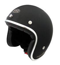 Casque casco helmet jet TORX WYATT noir mat Taille L 59 60