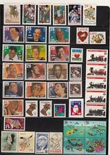 1994 US  COMMEMORATIVE YEAR SET MINT NH 75 STAMPS