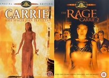 CARRIE Complete Series 1 2 THE RAGE BRAND NEW AND SEALED UK REGION 2 DVD