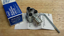 "BULLET, PIERCING VALVE, BPV14, FOR 1/4"" O.D. TUBING, COMPACT, MADE IN THE USA!"