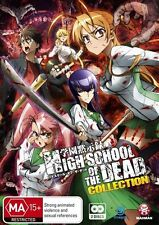 High School of the Dead Collection DVD NEW
