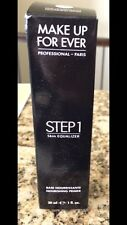 Make Up Forever #4 -Step 1 Nourishing Primer