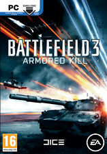 Battlefield 3 Armored Kill PC IT importazione Electronic Arts