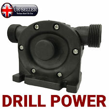 Drill Powerd Pump, Water Pump, Pond, Fluid, Waste, Syphon, Tank, Cleaning, Empty