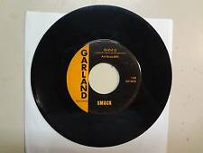 "SMACK:Suzie Q 1:59-Hit The Road Jack 2:48-U.S. 7"" Garland Records GR-2015,Kansas"