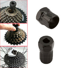 New Bicycle Cassette Flywheel Freewheel Lock Ring Remover Removal Repair Tool