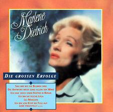 Die Grossen Erfolge [Marlene Dietrich] [1 disc] New CD