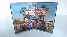 Paul Smith Wallet - MINI on Location 'Las Vegas' Card Holder/BNWT/UK Seller