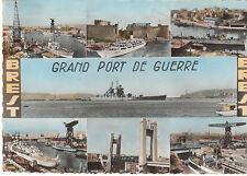 CPSM BREST GRAND PORT DE GUERRE