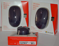 Microsoft Wireless Mobile Mouse 1850.FOR Windows7/8 and MAC Notebook&PC Purple