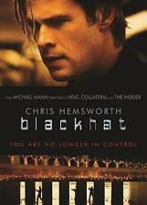 Blackhat (Jason Bourne Fandango Cash Version), New DVDs