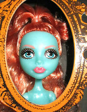 Monster High Lorna McNessie Exchange Student Loch Ness doll nude loose 4 OOAk