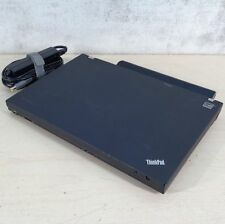 ThinkPad T400 2.4GHz,4GB,160GB,DVD+RW, 1440x900 ATI 3470, Win7,Office 2010