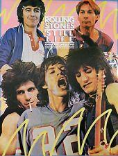 Rolling Stones Still Life Original Poster