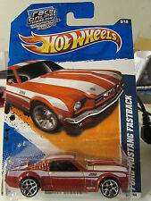 Hot Wheels Ford Mustang Fastback Street Beasts Race Online Card