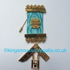 Masonic Past Master Breast Jewel
