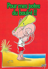 CPM - DELO - For Mes potes of / the Boulot - P. CHAM -Postcard - cartolina
