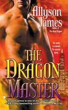 The Dragon Master (Dragon Series, Book 3) James, Allyson Mass Market Paperback