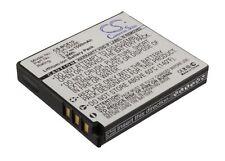 3.7V battery for Panasonic Lumix DMC-FX35K, Lumix DMC-FX55EG, Lumix DMC-FS5, SDR