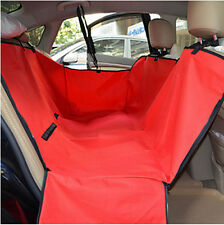Waterproof Pet Dog Cat Car Seat Cover Hammock Blanket Protector Mat US