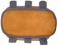 ITC RailRest, Brown Suede/Cheek Pad/Cheek Piece for thin railed rifle stock