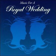 Zz/Various Artists - Music For A Royal Wedding (2011) - Used - Compact Disc