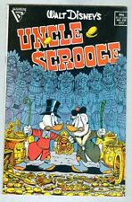 "Walt Disney's Uncle Scrooge #219 1st Don Rosa Pro story ""Son of the Sun"""
