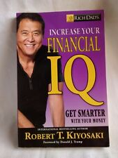 RICH DAD'S INCREASE YOUR FINANCIAL IQ by Robert Kiyosaki FREE USA SHIPPING