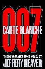 Carte Blanche Deaver, Jeffery Hardcover