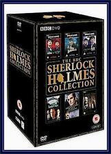 SHERLOCK HOLMES - BBC COLLECTION  ***BRAND NEW DVD BOXSET***