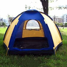 Outdoor Large 4 Person Hiking Camping Automatic Instant Pop up Family Tent USA