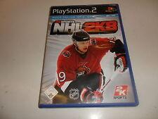 PlayStation 2  PS 2  NHL 2K8